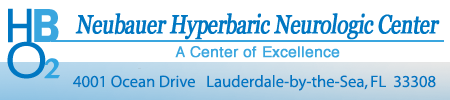 Neubauer Hyperbaric Neurological Center